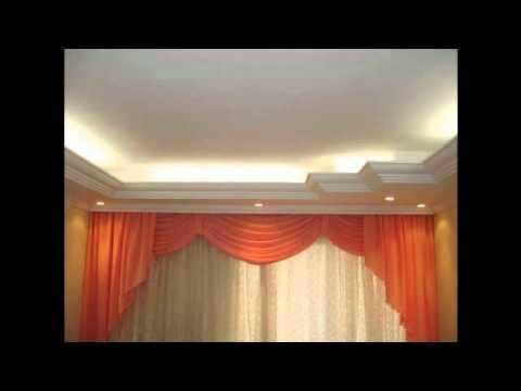 Decoraciones de cielo raso youtube for Decoraciones d casa