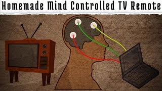 Homemade Mind Controlled TV Remote