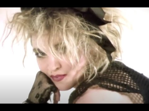Madonna - Lucky Star Music Videos