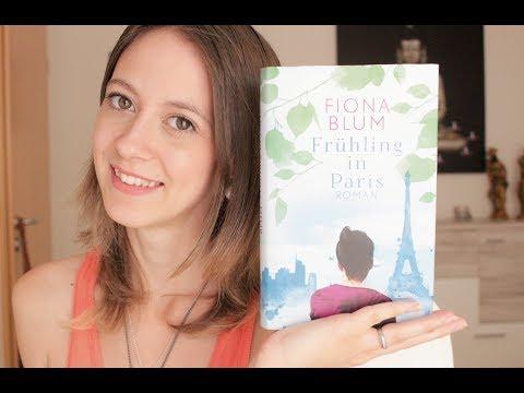 JAHRESHIGHLIGHT: FRÜHLING IN PARIS - FIONA BLUM