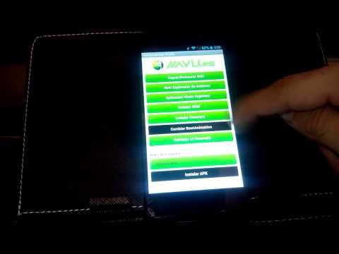Instalar Rom mediante Aplicación Jiayu.es (CWM Recovery)