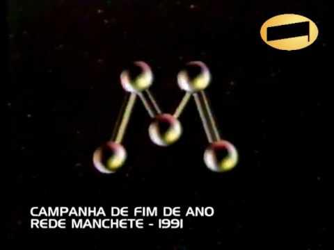 Campanha de fim de ano 1991 - REDE MANCHETE