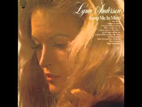 Lynn Anderson - Home Is Where I Hang My Head