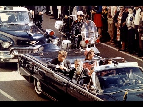 a discussion of the assassination of john f kennedy and its theories