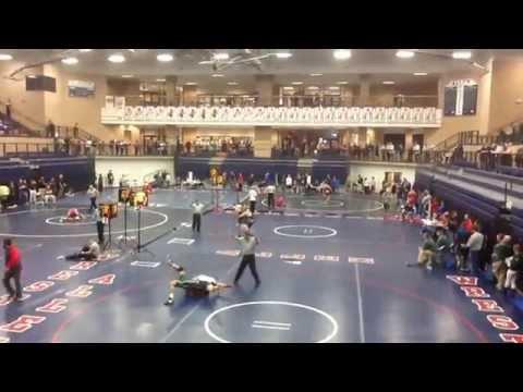 Boe Field Wrestling Highlight Video McKinney Christian Academy - 06/15/2014