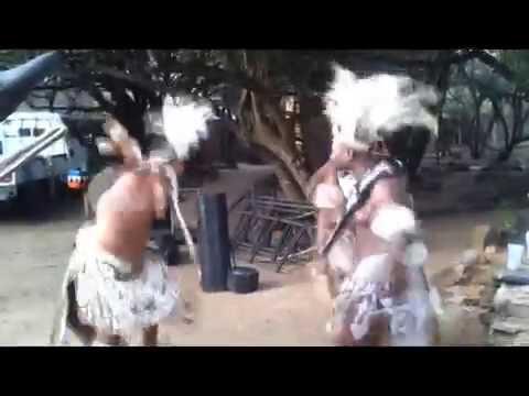 Rev  Nana Perbi & His ZULU Family Praise Dance