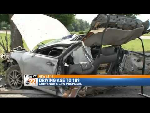 Change to Ohio's Driving Age Proposed After Teens Killed