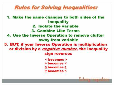 how to solve inequalities with two modulus