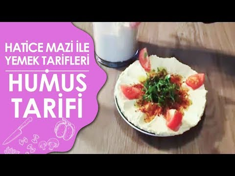 Humus Tarifi Videosu