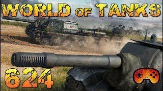Bye Bye AMX AC 46 #624 - World of Tanks - Gameplay - German/Deutsch