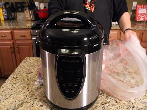 BBQ Ribs - PRESSURE COOKER REVIEW