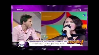 [2/3] Pepe @ Incredibil! cu Oana Roman (Antena 2 / Iunie 2012)