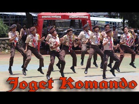 Joget Komando Pramuka SMA N 1 Rembang [review]
