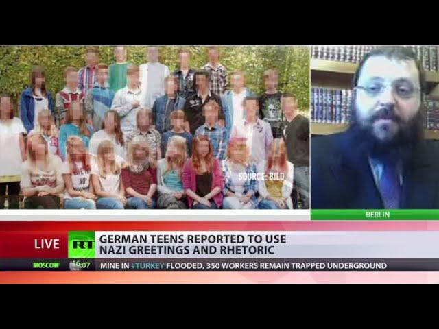 Entire 'Nazi' school class under investigation in Germany