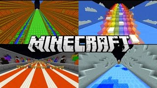 Minecraft - THE PACK SPEED RACE!