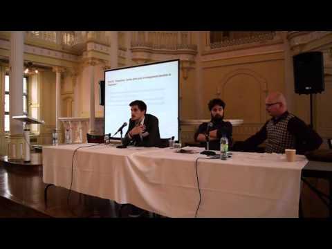 Séminaire sur l'économie à l'université - Julien McDonnald Guimond