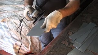 Mitsubishi Eclipse 2G GSX (side air intake )  | make rear frame | Part 7/12