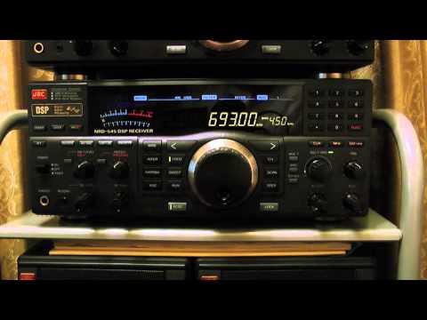 MW-DX 693kHz Radio BANGLADESH BETAR - Dhaka / JRC NRD-545