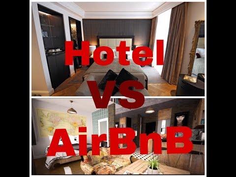 Billiger und schöner reisen! (Hotel vs airbnb)