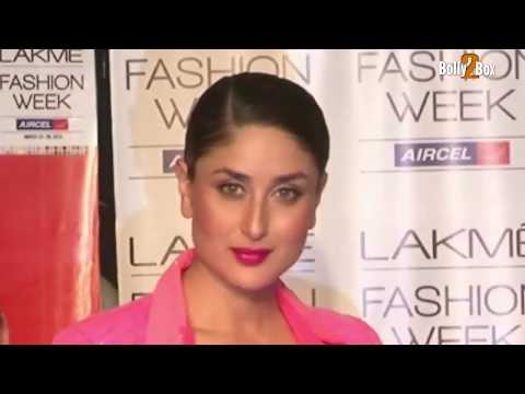 Camera Man Reveals Kareena Kapoor's Assets video