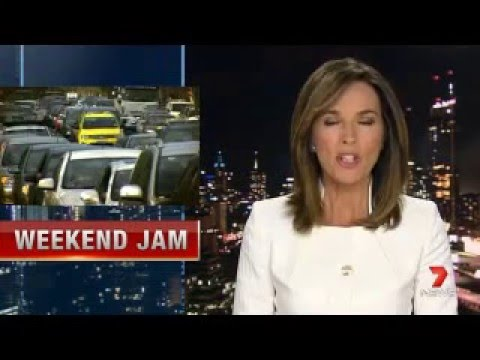 Call for changes to improve Melbourne's weekend traffic