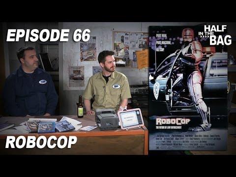 Half In The Bag: Robocop video