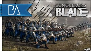 THESE SIEGE BATTLES ARE EPIC!! - Conqueror's Blade Siege Gameplay