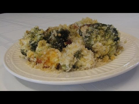 Fresh Broccoli Casserole -- Lynn's Recipes