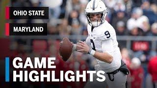 Highlights: Penn State at Rutgers   Big Ten Football