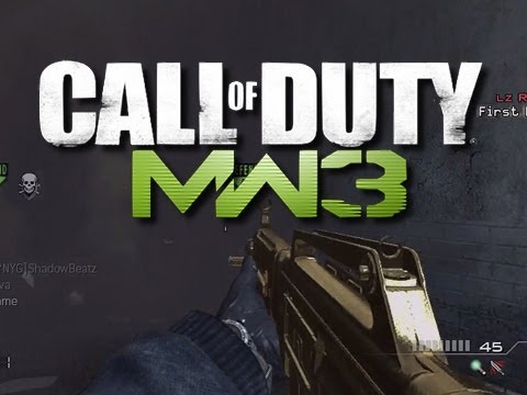 MW3 Funny Moments! (Hitting on Girls, Trolling Friends, and More!)