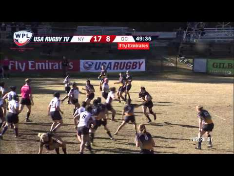 2014 WPL Championships – New York Rugby Club vs. DC Furies