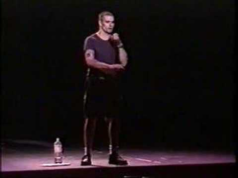 Henry Rollins - Death of Joe Cole (p2)