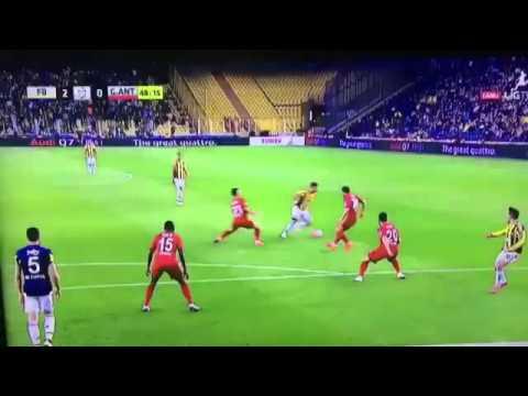 Fenerbahçe 2 - 0 Gaziantepspor ( Robin van Persie )
