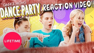 "Dance Moms: Dance Party - The New ALDC Reacts to Classic ""Dance Moms"" Moments! 