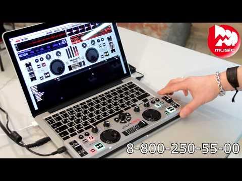 DJ-контроллер ION AUDIO DJ2GO (NUMARK DJ2GO)