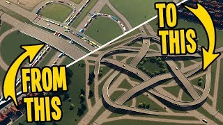 From Janky Junctions to Tranquil Turbines in Cities Skylines!