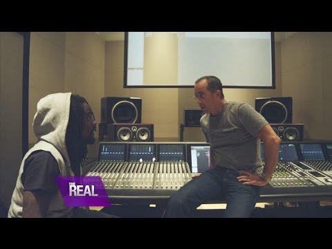Wale on Hanging Out with Jerry Seinfeld