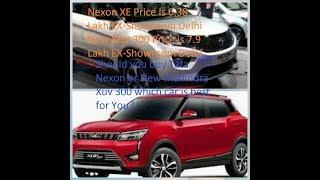 10MViewsTechindia Mahindra XUV300 vs Tata Nexon Comparison