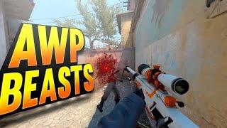 CS:GO - AWP Beasts! #34