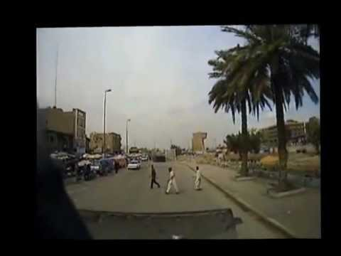 Blackwater daily rampage of terrorism in Iraq - run over a woman