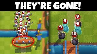5 Cards That Are Being Removed From Clash Royale!