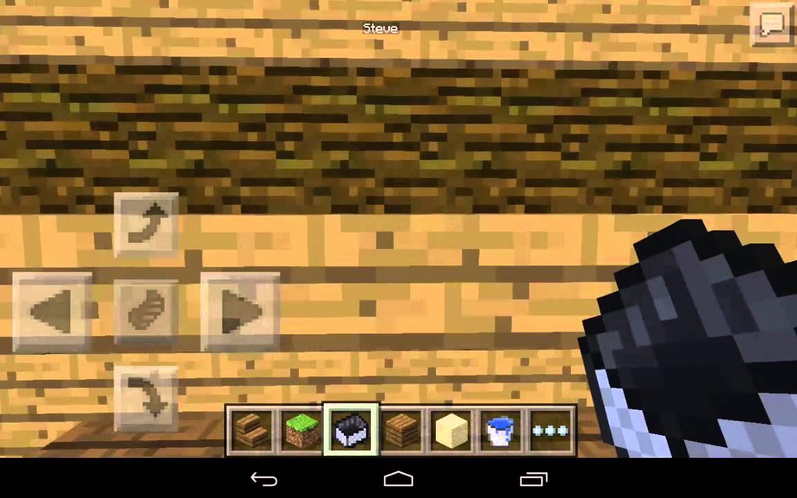 Minecraft maison en bois youtube - Maison en bois minecraft ...