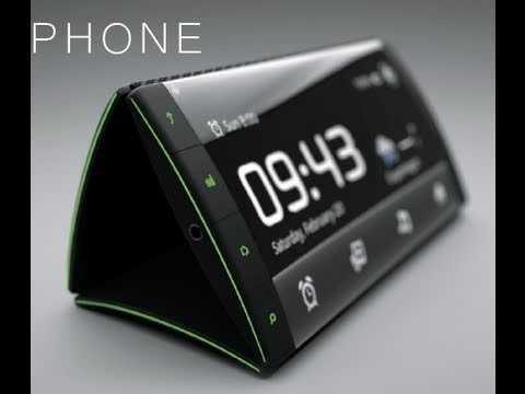 Flip Phone - The future of smart mobile devices