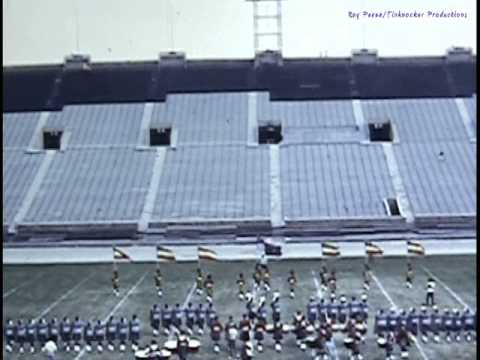 1969 Racine Kilties Drum and Bugle Corps @ VFW Prelims, Philadelphia