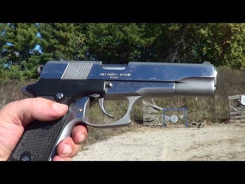 Colt Double Eagle 10mm Semi-Auto Pistol