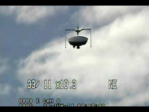 NASA Tests LDSD 'Flying Saucer'