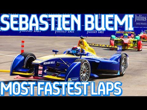 Formula E Fastest Lap Award: Sebastien Buemi