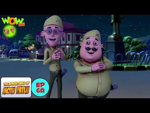 Jagtey Rahoo - Motu Patlu in Hindi - WITH ENGLISH SUBTITLES thumbnail