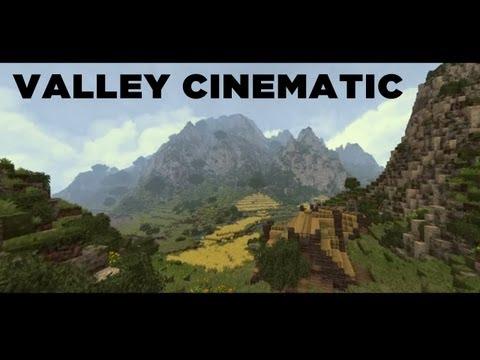 Minecraft - Valley Cinematic
