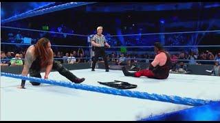 Bray Wyatt vs. Kane - WWE BACKLASH 2016